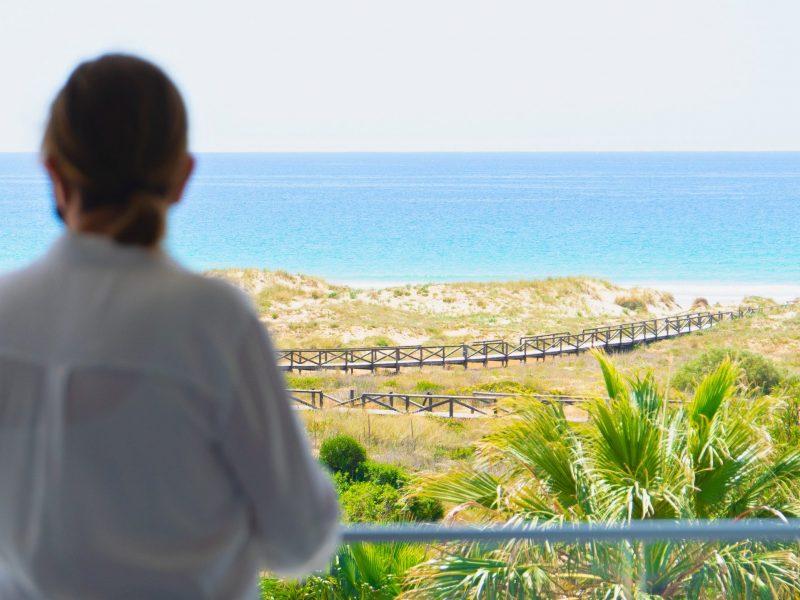Hotel Apartamento Playa de la Plata - Vistas