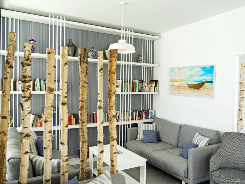 Hotel Apartamento Playa de la Plata - Salón de lectura